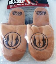 Star Wars Jedi Mule Slippers Anti Slip Soles Size UK 5-7, EU 38-41 , US 6-8