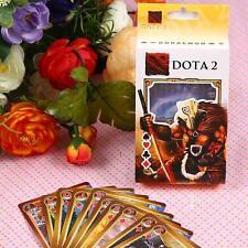 Japanese Anime DOTA2 Paper Game Playing cards Poker Cards C
