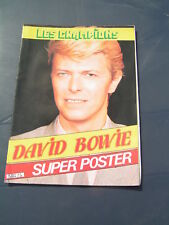 Poster King Size DAVID BOWIE 60 x 80 cm - excellent condition