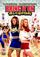 Bring It On - Tutti O Nothing DVD Nuovo DVD (8243494)