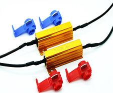 Resistor, Load Resistors Cable Led Mini Indicator Scooter Motorbike 2 Pc