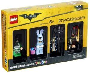 LEGO Bricktober 2017 Batman Movie Minifigures Toys R Us Exclusive Set 5004939
