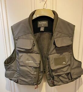 Simms Fishing Vertical Vest