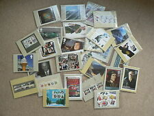 Royal Mail PHQ Stamp Cards - Sold Individually in Sets, 2006, 2007, 2008, Mint