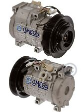 New AC Compressor Fits: 2003 2004 2005 2006 2007 2008 Toyota Corolla L4 1.8L