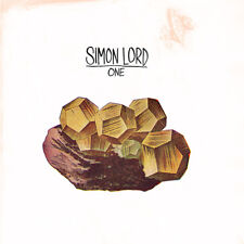 SIMON LORD One UK ltd numbered vinyl LP + MP3 Simian Memory Band Superimposers