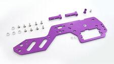 Alloy Radio Plate For HPI Nitro MT2/ MT2 G3.0/ MT2 18SS+ (Purple)