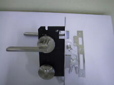Entrance  Level handle   &  Mortise  Lock set  M-60
