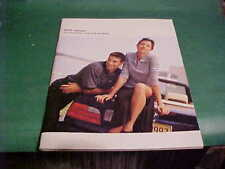 BMW LIFESTYLE GIFT ARTICLES 1997 DEALER BROCHURE/ BOOK