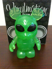 "Green Alien 3"" Vinylmation Urban Series #7 BRAND NEW!!!"