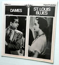 DAMES & ST. LOUIS BLUES sealed sountrack Dick POWELL Ruby KEELER Dorothy LAMOUR