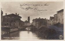 ** PADOVA - Bacchiglione e Osservatorio Astronomico 1905