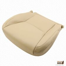 2003 To 2009 Lexus GX470 Passenger Side Bottom Synthetic Leather Seat cover Tan