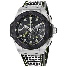 Hublot Big Bang King Power Guga Chronograph Automatic Black Dial Mens Watch
