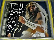 TED NUGENT - OUT OF CONTROL  2CDs + The Amboy Dukes | Metal Shop 😊 111austria