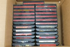Discounted Genesis/SMS Lot Of 25 Games - Lion King, Thunder Force 2, Star Trek