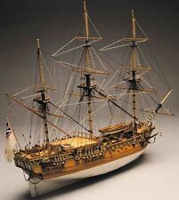 Mantua Panart 1749 Royal Caroline 1:47 Scale Kit - King George II Royal Yacht