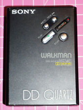 SONY Walkman WM-DDIII DD Quartz schwarz