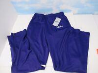 New Asics Cali Volleyball Warmup Training Pant Women's Small Purple YB2515 A18