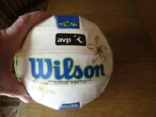 Wilson avp Beach Volleyball Vintage With Flowers Used