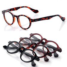 Agstum 8023 Vintage Spring Hinge Eyeglass Frame Reading glasses Reader +1 +1.5