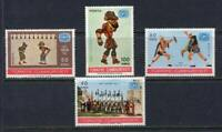 30962) Turkey 1967 MNH Tourist Year 4v Scott #1730/33