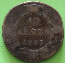 GRECE OTHON 10 LEPTA 1837