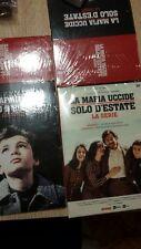 DVD LA MAFIA UCCIDE SOLO D'ESTATE LA SERIE VOL 1 +COFANETTO.CORRIERE SERA