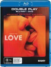 Love  *Directed by Gasper Noe* (Blu-ray Region B  + DVD Region 4)  BRAND NEW !