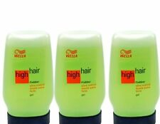 Prodotti gel lucida per l'acconciatura dei capelli Unisex