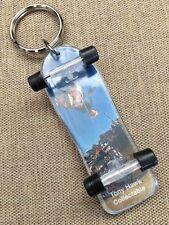 Nos Tony Hawk Skateboard Key Chain 80s Finger Board Vtg