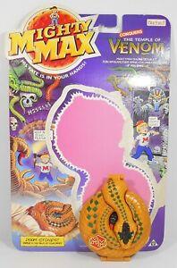 Mighty Max. Temple of Venom. 1st Edition. Variant. Doom Zones. Bluebird Toys. #1