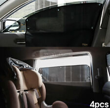 Window Sun Shade Mesh Cover UV Protector Shield 4Pcs for BMW 05-10 3 Series E90