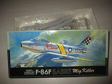 F-86F SABRE  NOTRH AMERICAN ROCK WELL KIT MONTAGGIO FUJIMI SCALA 1:72