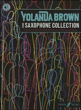 More details for yolanda brown tenor saxophone collection music book/audio same day dispatch