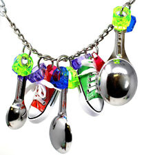 BA_ Hanging Ornaments Spoon Sneakers Parrot Bite Toy Pet Bird Chew Tool Showy