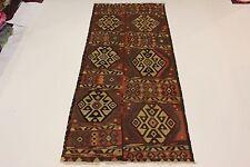 S.ancien nomades Kelim très bien pièce unique PERSAN TAPIS tapis d'Orient