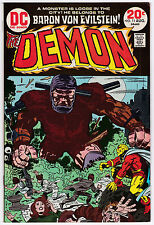 Demon #12 VF-NM 9.0 Jack Kirby Story And Art!