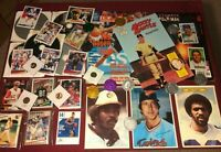 Junk Drawer Lot Collectibles, Trading Cards, Misc #11/24/1p