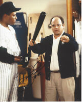NEW YORK YANKEES DANNY TARTABULL SIGNED AUTHENTIC 'SEINFELD' 8X10 PHOTO 3 w/COA
