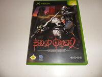 XBox  The Legacy of Kain Series - Blood Omen 2 (2)