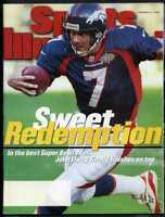 SPORTS ILLUSTRATED FEBRUARY 2 1998 JOHN ELWAY