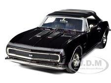1967 CHEVROLET CAMARO SS PURPLE SOFT TOP 1/24 DIECAST MODEL CAR MOTORMAX 73293