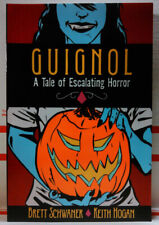 🎃 GUIGNOL A Tale of Escalating Horror HALLOWEEN Paperback like Scary Stories