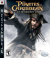 Pirates of the Caribbean: At World''s End PS3 New PlayStation 3, playstation_3