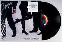 Dynasty - Out of Control (1988) Vinyl LP •PLAY-GRADED• Don't Waste My Time