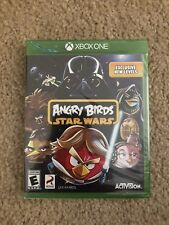 Angry Birds Star Wars (Microsoft Xbox One, 2013) X1 Disney Activision LucasArts