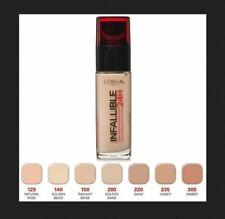 Fond de Teint fluide Infaillible 24 H & Fresh Wear 24 H L'Oréal