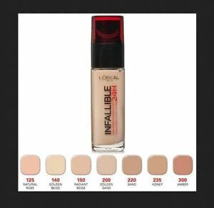 Fond de Teint Infaillible 24 H - Fresh Wear 24 H L'Oréal