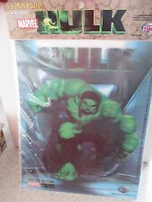 THE INCREDIBLE  HULK  3D POSTER  MINT NEW SEALED GREAT PARTY FAVOR ETC    R3